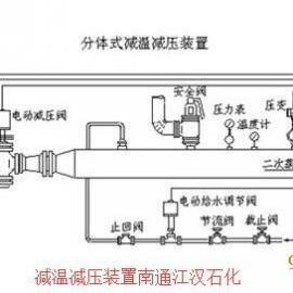 减温减压器,蒸汽减温减压器