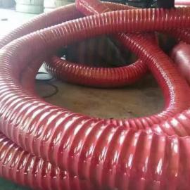 鼎丰橡塑供应铠装夹布胶管 夹布吸引胶管