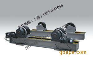 焊研威达KT系列可调式焊接滚轮架 焊接托辊转胎