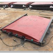 江苏铸铁镶铜闸门1米1.5米2米2.5米3米规格齐全