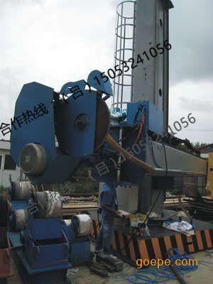 焊研威达MC重型工业磨锉机-工件焊缝打磨-砂带磨锉机