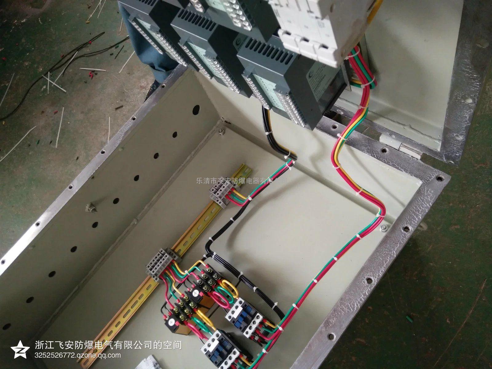 防爆动力不锈钢配电箱,生产厂家-防爆接线箱-铸铝防爆