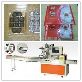 新科力品牌|饺子包装机 KL-T600D 全自动饺子带托盘包装机