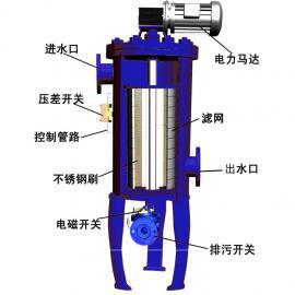白口铁刷式自清洗过滤器出产厂家