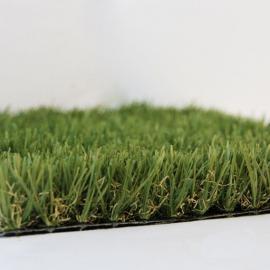 广州装饰人造草,景观人工秋草坪,四色仿真草皮