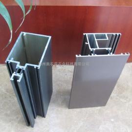 温室专用铝型材,温室铝型材设计,中空玻璃温室铝材