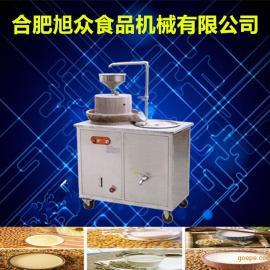 北京厂家直销商用旭众牌全自动XZ-350型机动石磨豆乳机