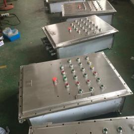 防爆不锈钢动力照明配电箱生产厂家来图报价