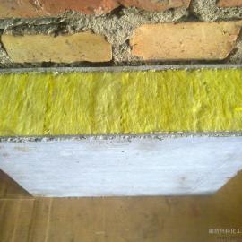 岩棉复合板生产工艺