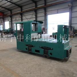 中科机械12吨蓄电池电机车产品