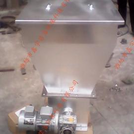 单螺旋定量输送干粉投加机剖视图 潍坊鑫宇菲浩专业生产
