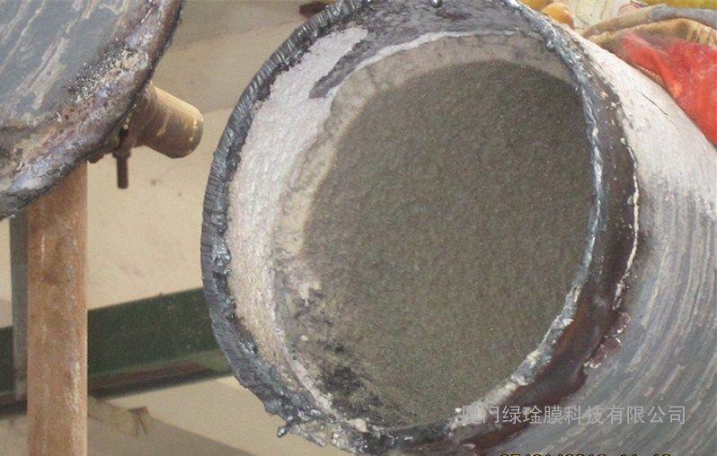 氯碱反应器在线除硫酸钙垢技术
