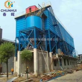 衡水钢厂20吨袋式电弧炉除尘器