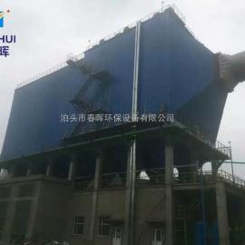 炼钢厂20吨循环流化床锅炉脱硫除尘器