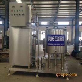 专业生产鲜牛奶杀菌机,全套牛奶生产线【包物流】
