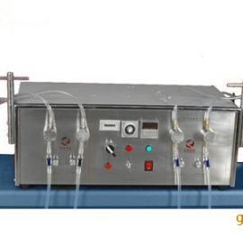 /抗磨液压油卧式填充机@工程机械专用油自流式分装机H