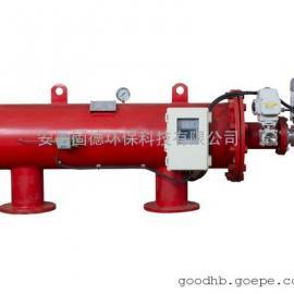 卧式自清洗过滤器生产厂家 水力驱动过滤器价格