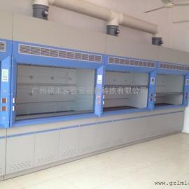 通风排毒柜,耐酸碱防腐蚀PP排毒柜,实验室通风柜