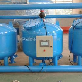浅层砂过滤器/BMF介质过滤器-AGF浅层介质过滤器价格