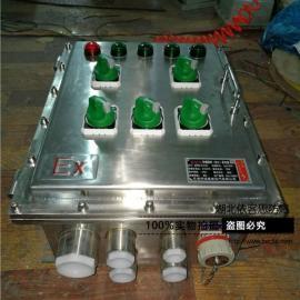 鄂州不锈钢防爆动力箱BXMD51-6K32