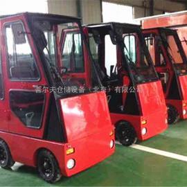 全电动座驾式牵引车 驾驶室电动牵引导向车 仓储物流牵引设备