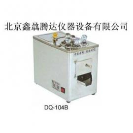 DQ104B方形中药烘软切片机中药切片机具有体积小,噪音低