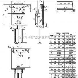 台湾APS 150A 30V 超低内阻MOS