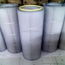 【厂家直销】覆膜除尘滤芯 板式空气过滤【100%聚酯纤维】