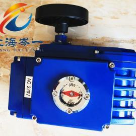 CY-40C精小型电动执行器手轮式阀门电动装置电动头