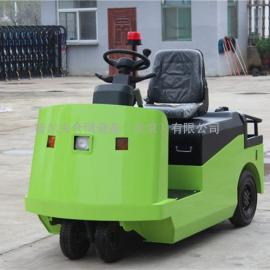 电动四轮牵引车电动牵引车/座驾式电动牵引车/电动拖头/拖车