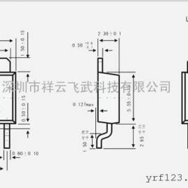 台湾APS 50A 30V P沟道MOS,对管专用