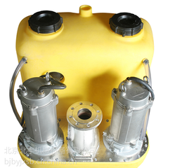 全自动地下污水提升器销售安装|自带控制柜一体污水提升装置