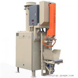 自动套袋气流式包装机 自动套袋干粉砂浆包装机