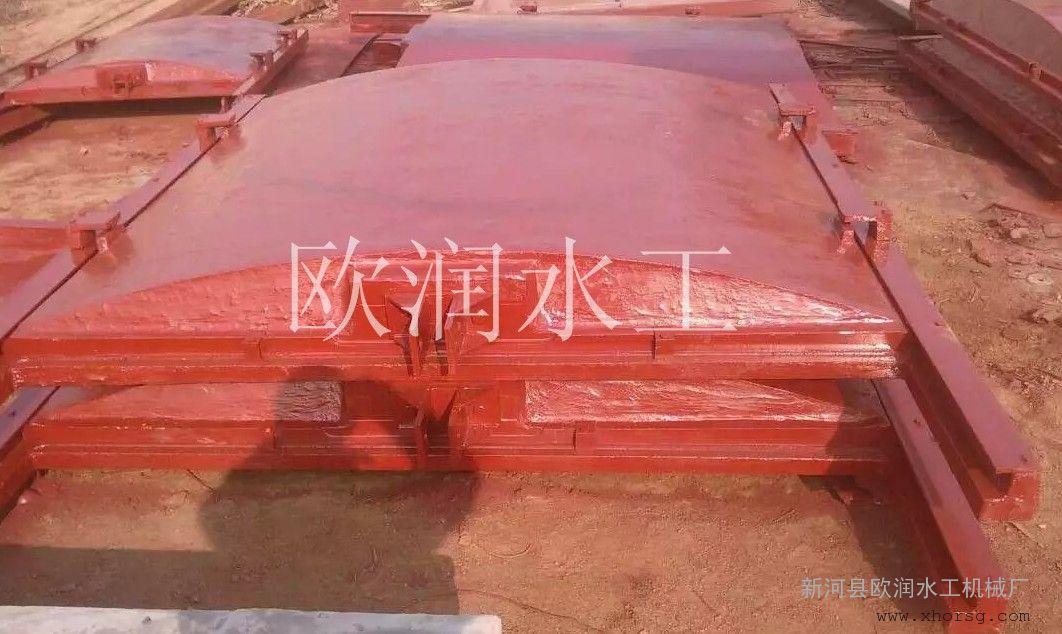 现货销售铸铁闸门,尺寸800*800mm铸铁方闸门