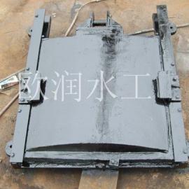 厂家供应铸铁闸门,尺寸600*600mm铸铁方闸门