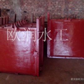 大量现货铸铁闸门,尺寸1.2*1.2米铸铁方闸门