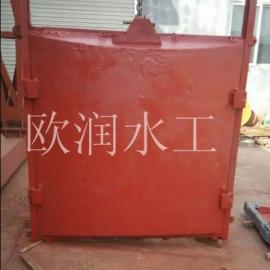 定做铸铁闸门,尺寸2.5*2.5米铸铁方闸门