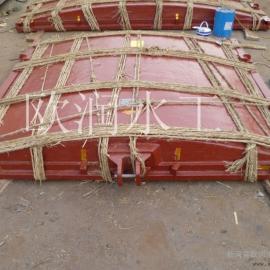 现货供应铸铁闸门,尺寸2*2米铸铁方闸门