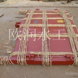 供应铸铁闸门,尺寸3*3米铸铁方闸门