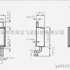 台湾APS 5A 200V 中低压场效应管, TO-252