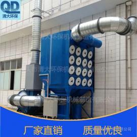 滤筒除尘器厂家生产各种型号滤筒除尘器焊接车间滤筒除尘器