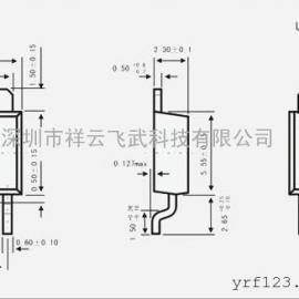 台湾APS 30A 100V 中低压场效应管 TO-252