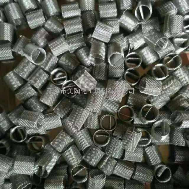 现货厂家供应 不锈钢θ环填料