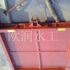 供应双向止水铸铁闸门,平面双止水铸铁闸