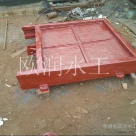 大量现货供应双止水铸铁闸门,铸铁双止水闸门