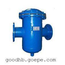 全自动微泡排气除污装置/螺旋脱气除污器