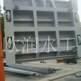 厂家供应各种型号平面钢制闸门,防腐闸门,碳钢闸门