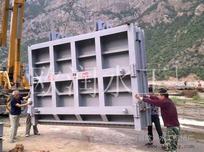 碳钢闸门/喷锌钢制闸门/钢闸门