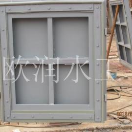 厂家定做钢制闸门,碳钢闸门