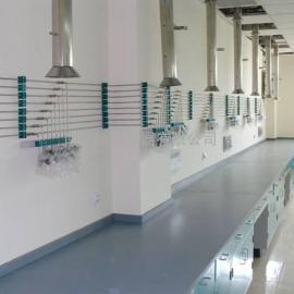 分析室气路管安装铺设